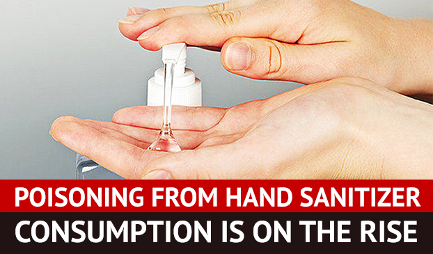 Hand Sanitizer Exposures Up At Pittsburgh Philly Poison Control
